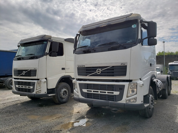 Volvo Fh 540 6x4 Bug Pesado Ano 2013 / Financiamos