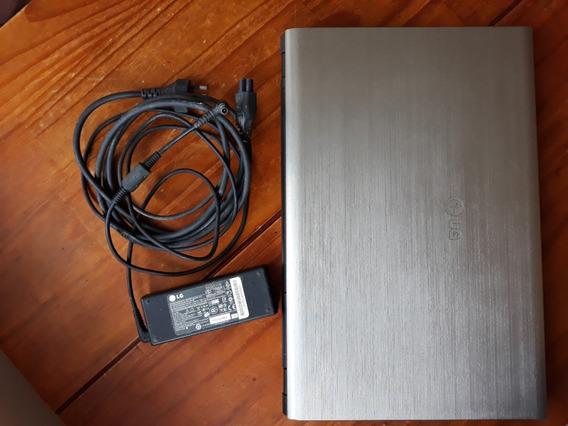 Notebook Lg A510 Completo Com Defeito