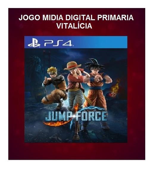 Jump Force Ps4 1 Legendas Em Português
