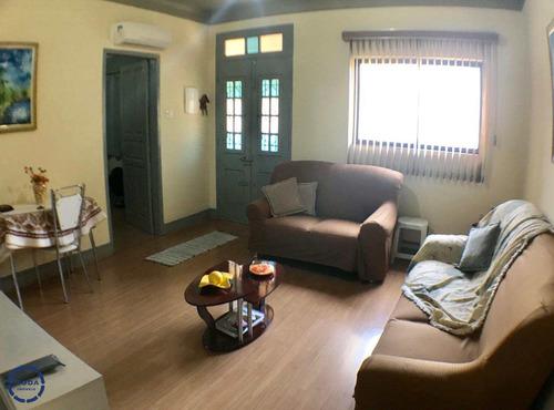 Casa Com 5 Dorms, Estuário, Santos - R$ 740.000,00, 192m² - Codigo: 10868 - V10868