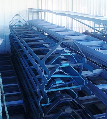 Escaleras Fijas Para Estructuras