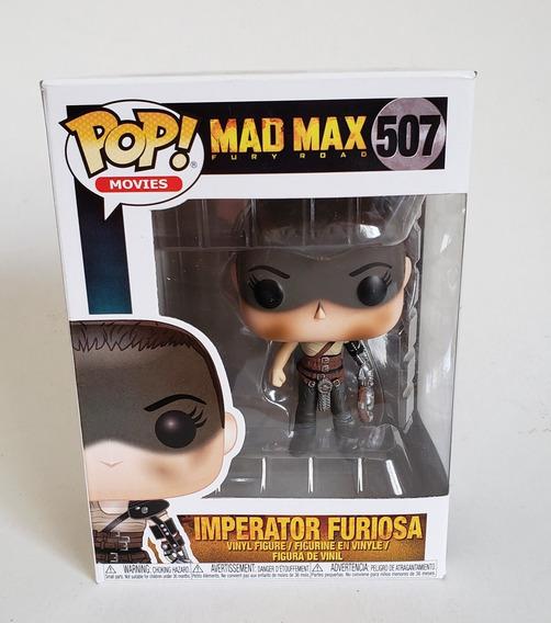 "/""MAD MAX FURY ROAD/"" #507 IMPERATOR FURIOSA POP MOVIES NEW"