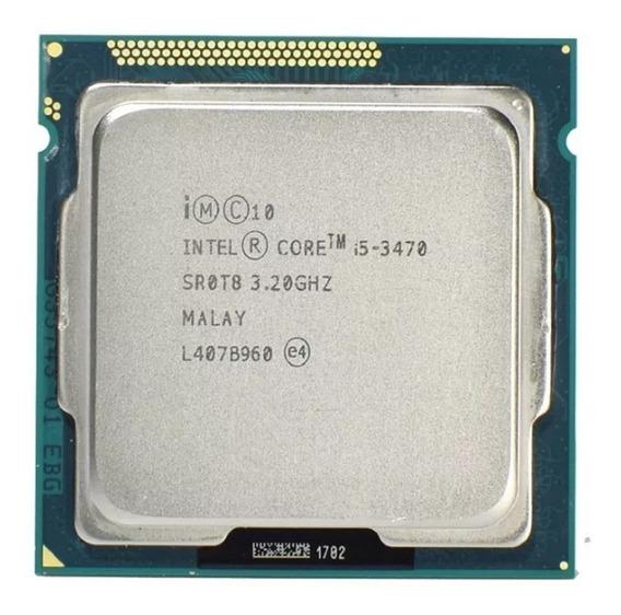 Processador Core I5 3470 Lga 1155 3.2ghz Semi Novo Roda Tudo