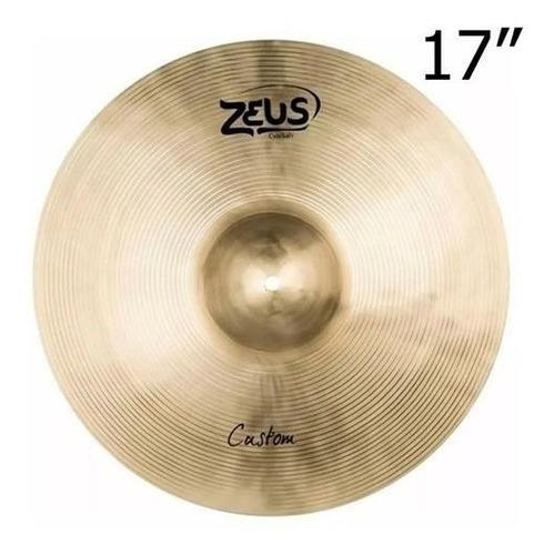 Prato Ataque 17 Zeus Custom Crash 17 Zcc17 Bronze Liga B20