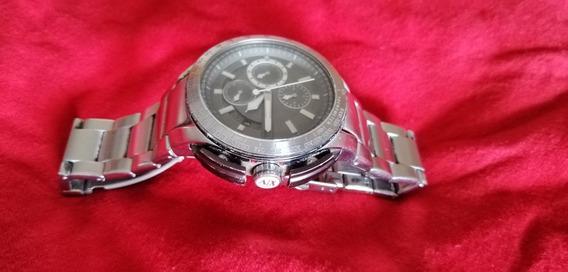 Elegante Reloj Armani Exchange Ax 1403 Acero Inox. Original