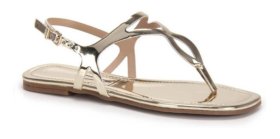 Sandália Feminina Rasteira Vizzano 6374.100 - Maico Shoes
