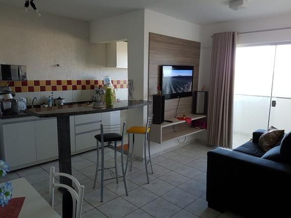 01176 - Apartamento 1 Dorm, Belvedere - Caldas Novas/go - 1176