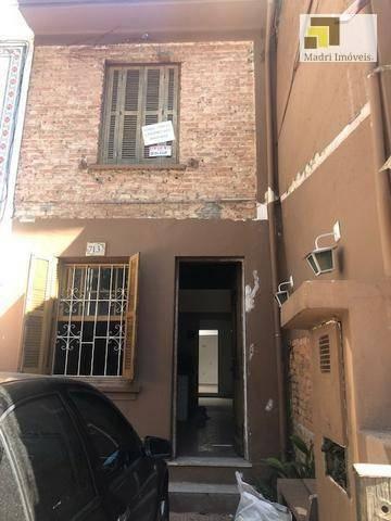Sobrado Com 3 Dormitórios Para Alugar, 175 M² Por R$ 7.000/mês - Pinheiros - São Paulo/sp - So0097