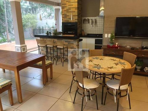 Imagem 1 de 19 de Casa Com 4 Dormitórios À Venda, 472 M² Por R$ 1.550.000,00 - Bonfim Paulista - Ribeirão Preto/sp - Ca1071
