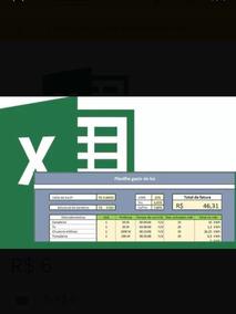 Planilha De Venda Excel Pronta Entrega