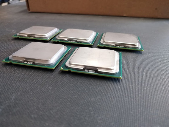 Processador Intel Pentium Dual Core 3.0ghz, Slgth, Kit 3 Pçs