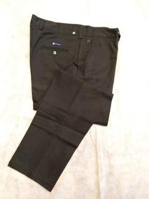 Pantalon Hombre Corte Recto Clásico Green Polo Club