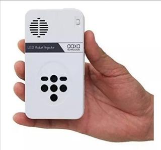 Mini Proyector Led Pico Aaxa