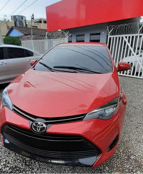 Toyota Corolla Corolla 2017