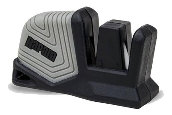 Afilador Rapala Dual Acero Ceramica Cuchillos Carbono Inox