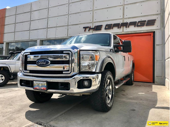 Ford Super Duty Doble Cabina