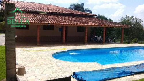 Chácara Residencial À Venda, Vila Santo Antonio, Iperó. - Ch0028