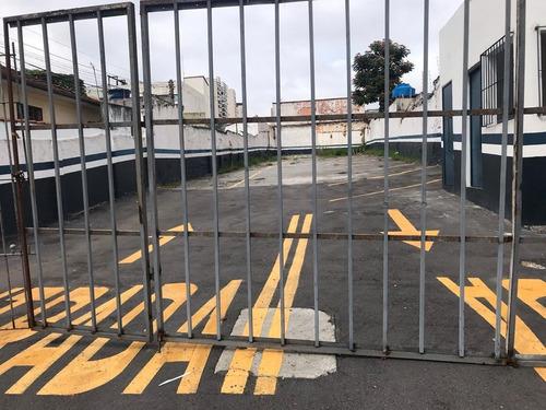 Imagem 1 de 4 de Terreno Para Alugar, 500 M² Por R$ 4.000,00/mês - Centro - Guarulhos/sp - Te0013
