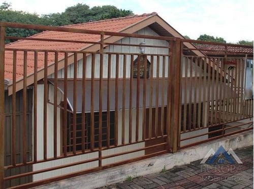 Casa Com 3 Dormitórios À Venda, 120 M² Por R$ 400.000,00 - Bela Vista - Londrina/pr - Ca1475