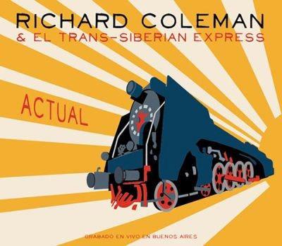 Cd + Dvd Coleman Richard, Actual