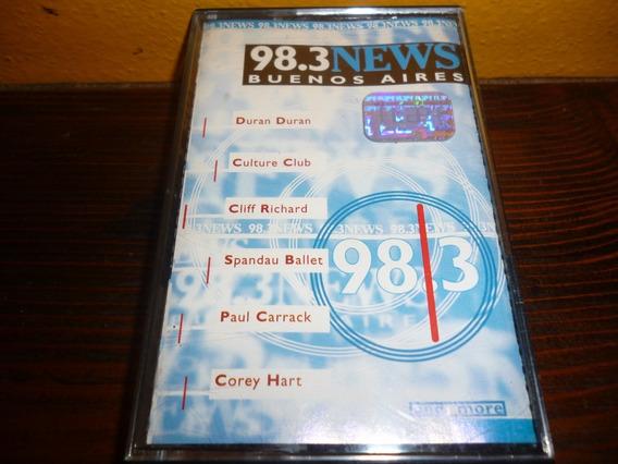 Casette - 98.3 News Fm - Mix - Duran Duran, Culture Club...