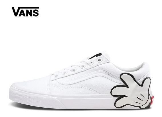 Championes Vans Blancos