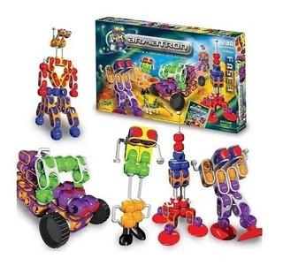 Juego Para Armar Robots 230 Piezas Armatron Fase 3