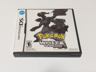 Pokémon White Version Nintendo Ds