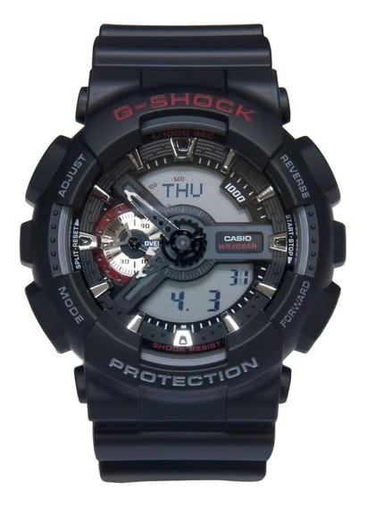 Relógio Masculino Casio G-shock Ga-110-1adr Nota Fiscal