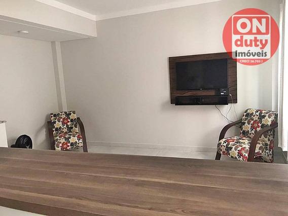 Casa Com 2 Dormitórios À Venda Por R$ 430.000,00 - Campo Grande - Santos/sp - Ca0331
