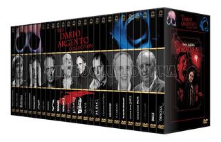 Coleccion Completa Dario Argento Dvd 27 Peliculas Terror