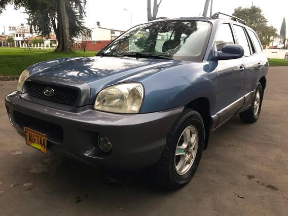 Hyundai Santa Fe 4x4 2.7 2004