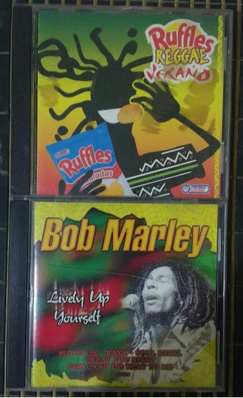 Bob Marley - Lively Up Yourself - + Compilado - Lote
