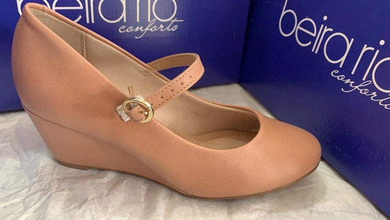 Zapato Beira Río Taco Chino De Mujer