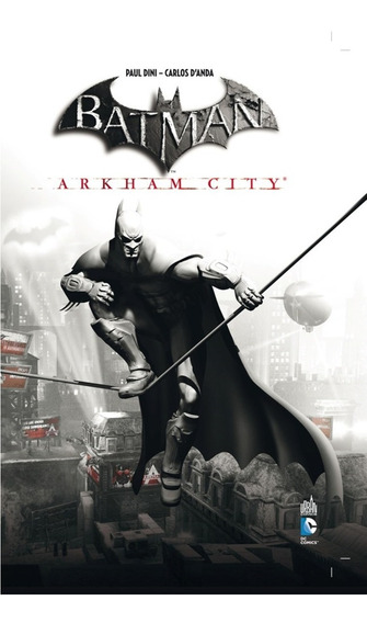Batman Arkham City Pc Envio Digital