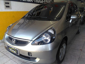 Honda Fit 1.4 Lx 16v Automático Completo Financiamos - 2004