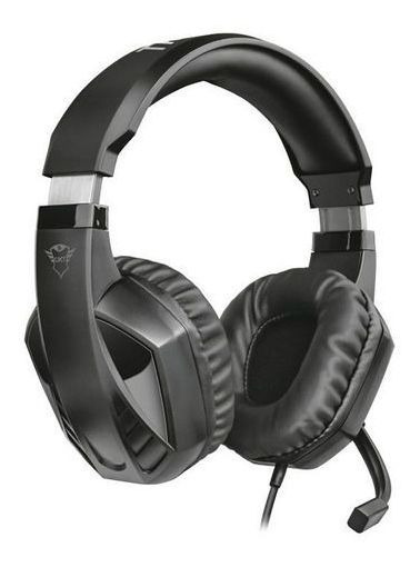 Fone Headset Gamer Trust Gxt 412 Celaz Ps4 P3 Xbox One Pc P2
