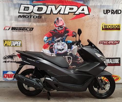 Honda Pcx 150 Scooter Calle Impecable Permutas Dompa Motos