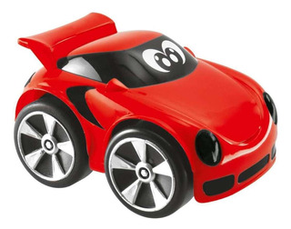Meu Primeiro Veículo Roda Livre - Mini Turbo Touch - Redy - Vermelho - Chicco