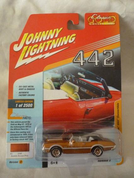 Jonny Lightning 1972 Olds Cutlass 442 Convertible - J P Cars