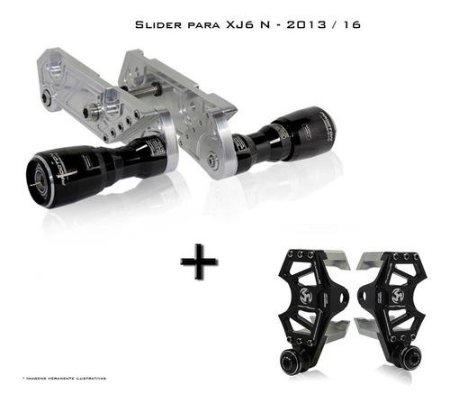 Slider De Motor + Slider De Balança Procton Racing Xj6n Xj6