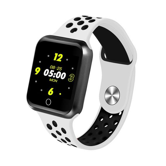 Reloj Inteligente Zgpax S226 De 1,3 Pulgadas Pantalla Blanco