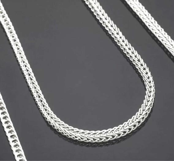 Colar Prata 925 Qualidade Original