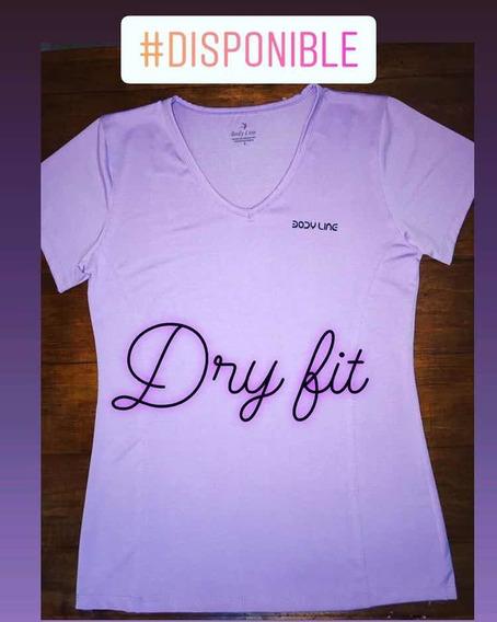 Remera Dry Fit Talle M L Y Xl