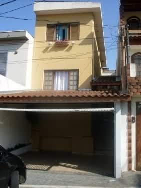 Sobrado Para Venda Em São Bernardo Do Campo, Vila Santa Luzia, 3 Dormitórios, 2 Banheiros, 2 Vagas - 1771_2-801281