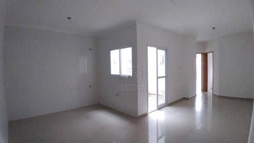 Apartamento Com 2 Dormitórios À Venda, 50 M² Por R$ 250.000,00 - Vila Camilópolis - Santo André/sp - Ap12112