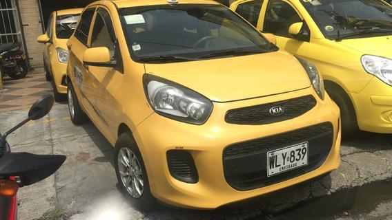 Taxi Kia Picanto 2017