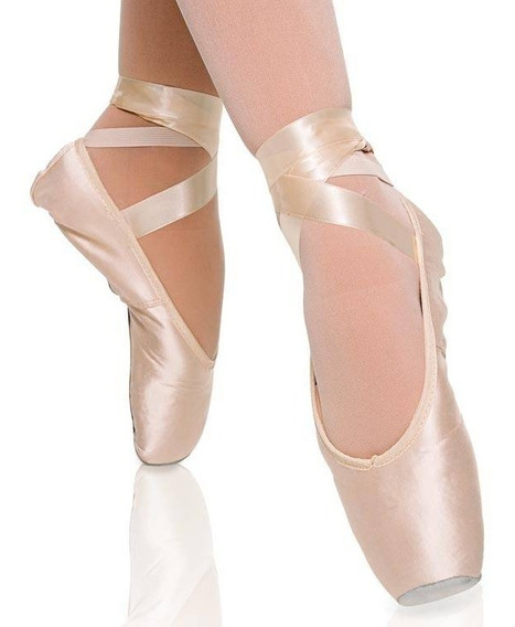 Sapatilha Partner Estudante Rosa Capezio Ballet Novo Dança