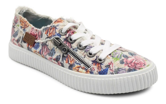 Tenis Blowfish Coyote Valley Natural Flores
