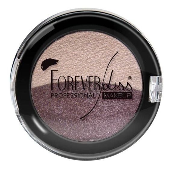 Duo Sombras Baked Luminare Forever Liss - Rosa Claro + Roxo